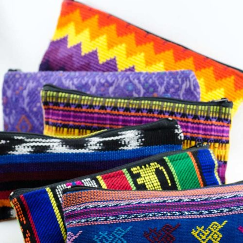 Mix Huipil Pencil Case