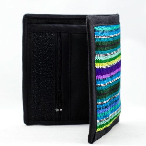 Ikat Double Fold Wallet