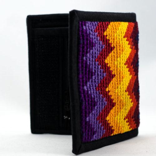 Crochet Double Fold Wallet