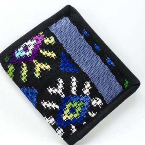 Zuni Double Fold Wallet