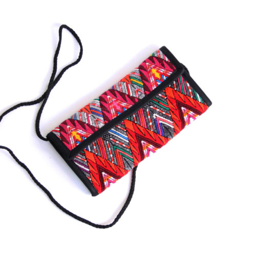 Chichi Geo Crossbody Wallet