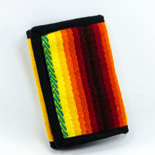Three Fold Santi Wallet