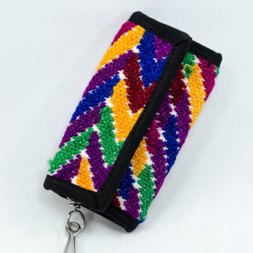 Huipil Wally Key Chain