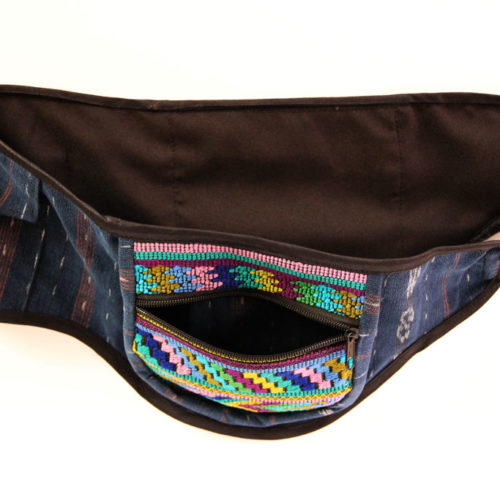 Double Side Pocket Hip Bag
