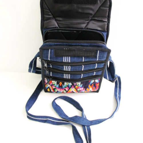 Chichi Crossbody Traveler Bag