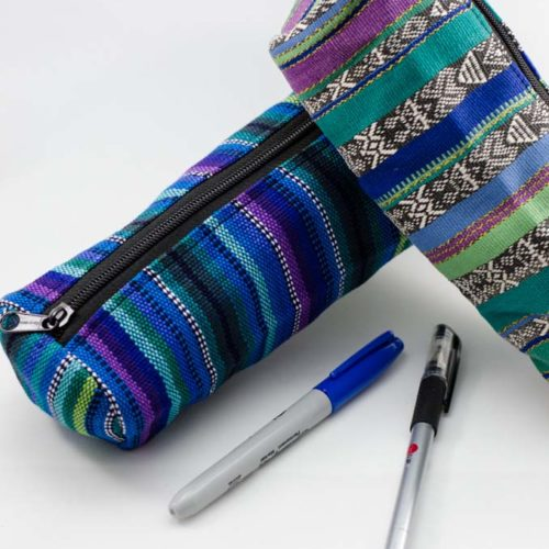 Round Skirt Pencil Case