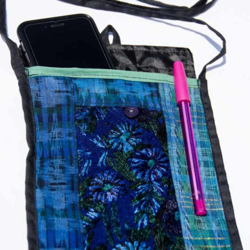 Dip Dye Organizer Pouch with Strap