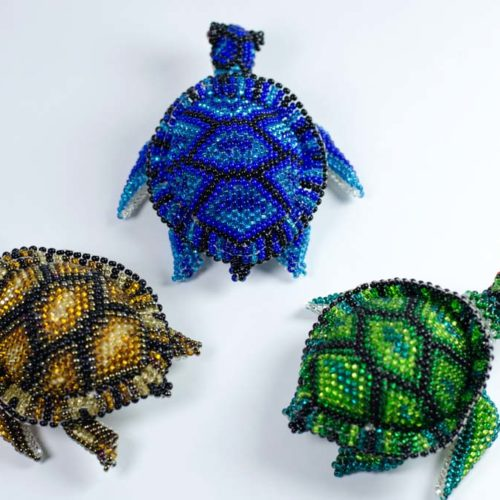 "Turtle Decoration ""M"""