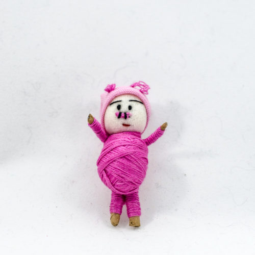 Doz. of Pig Worry Dolls