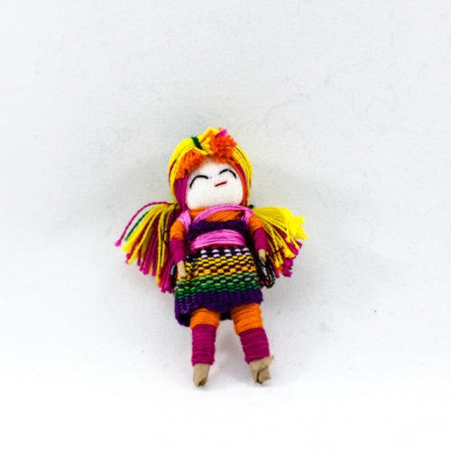 Doz. Clown Worry Dolls
