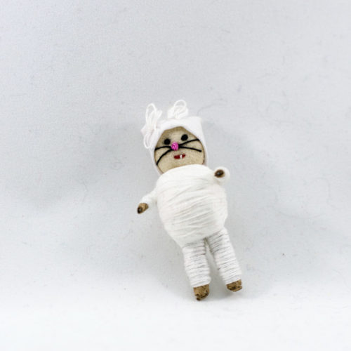Doz. Bunny Worry Dolls