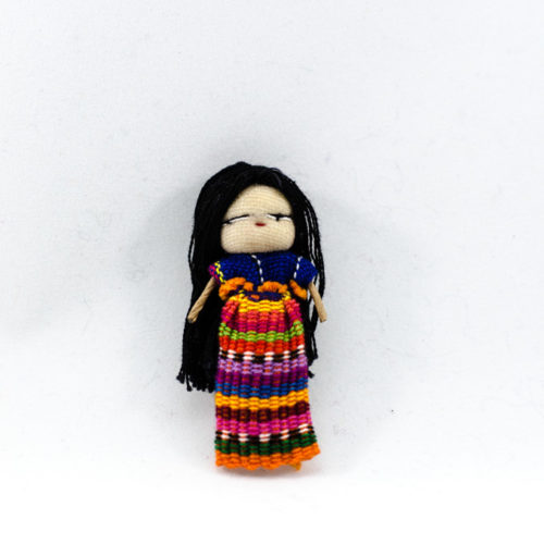 Doz. Crazy Hair Worry Dolls