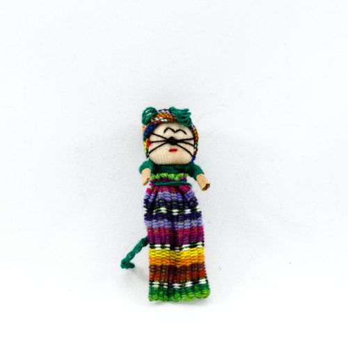 Doz. Cat Worry Dolls