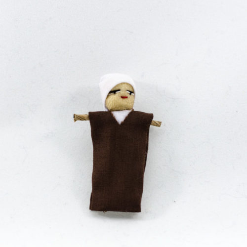 Doz. Nun Worry dolls