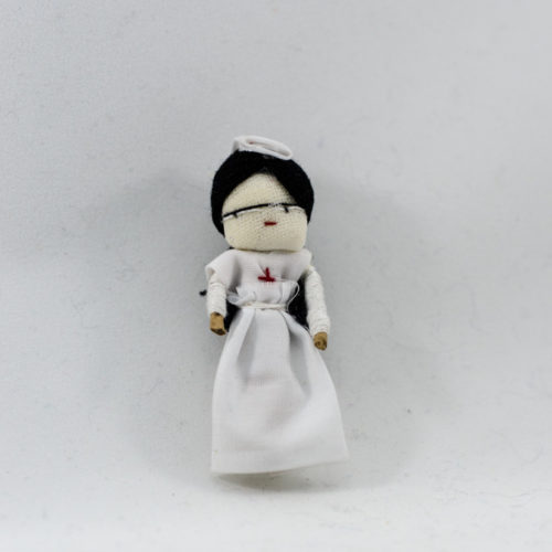 Doz. Nurse Worry Dolls