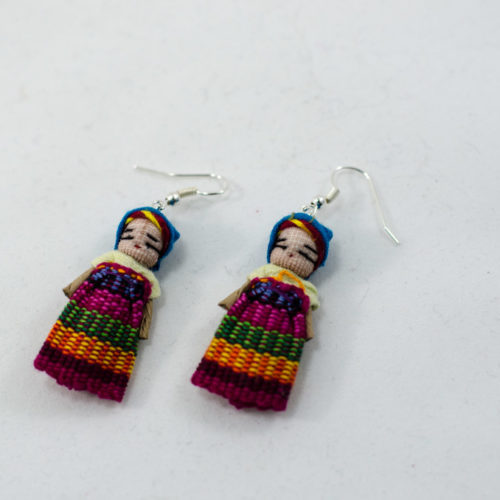 Worry Doll Earings