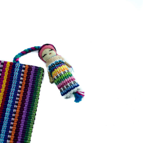 Doz. of Worry Doll Bookmarks