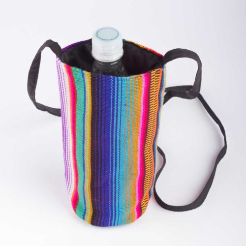 "Ikat Bottle Carrier ""L"""