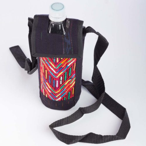 "Mix Huipil Bottle Holder ""S"""