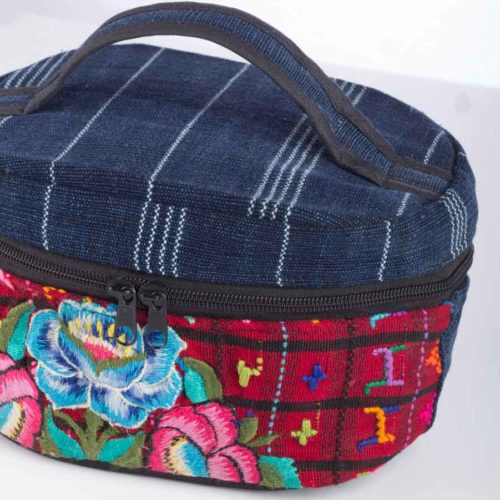 "Huipil Travel Cosmetic Bag ""L"""