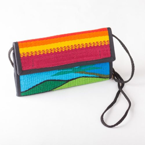 Santi Crossbody Wallet