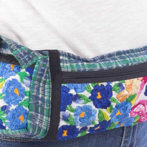 Long 3 Pocket Hip Bag