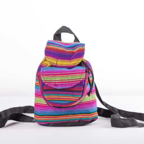 Mini Ikat Backpack