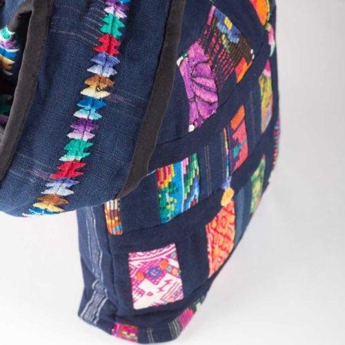 Hobo Patchwork Shoulder Bag