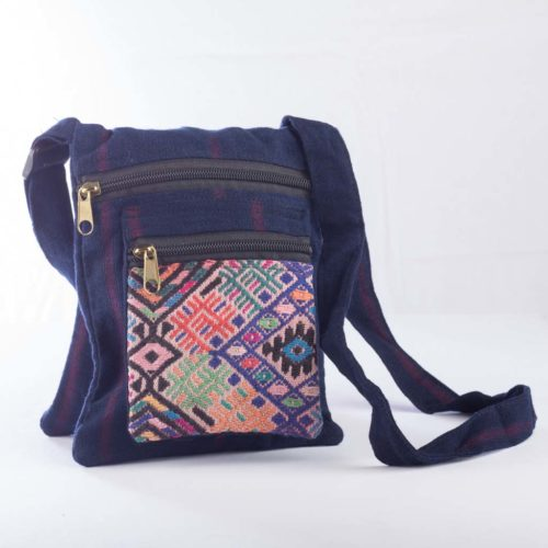 3 Zip Mini Crossbody Bag