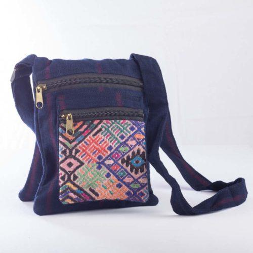 3 Zip Mini Crossbody Bag