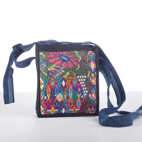 Chichi Crossbody Traveler Bag with Flap