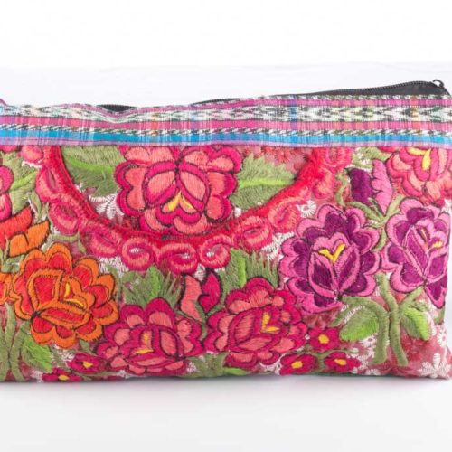 Rectangular Hand Purse with Wristlet