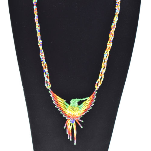 "Humming Bird Necklace ""S"""