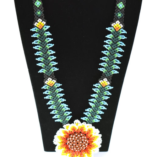 Single Daisy Necklace