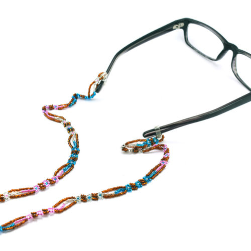 Doz. of Beaded Daisy Eyeglass Cords