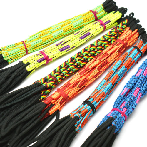 Doz. of Neon Assorted Bracelets