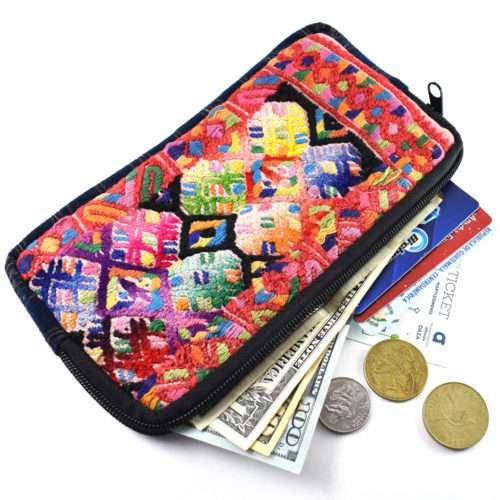 Huipil Wallet Organizer