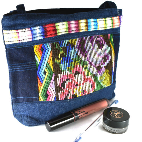 Mini Huipil Hand Bag