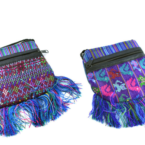 Fringe Crossbody Mini Bag