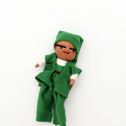 Doz. Traveler Worry Dolls