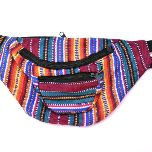 Ikat Hip Bag