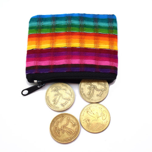"Pack of Assorted Chal Coin Purses ""S"" (10 pieces)"