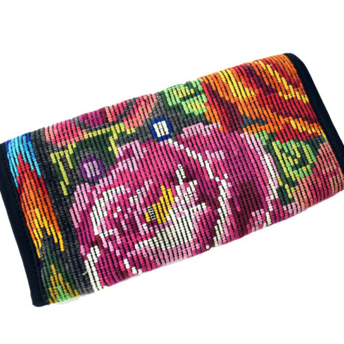 Chichi Flower Crossbody Wallet