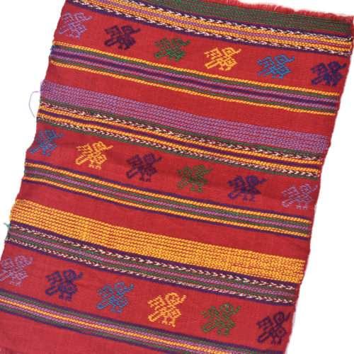 "Fine Comalapa Fabric ""S"""
