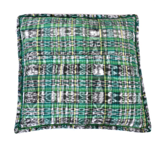 "Mixed Huipil Pillow Cover ""L"""