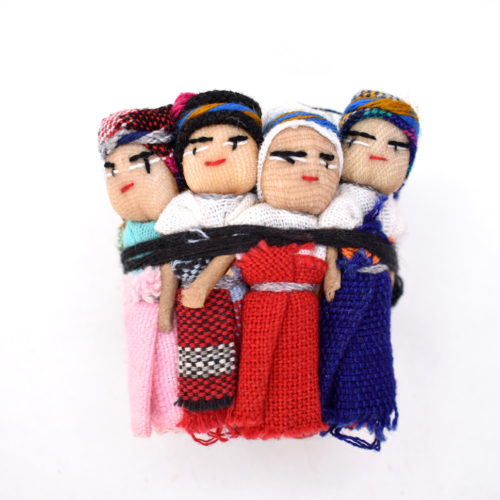 Gross Special Worry Dolls